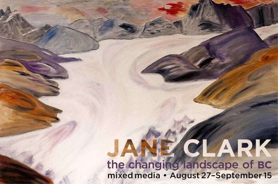 Jane Clark_No. 68 Great Glacier, NW BC