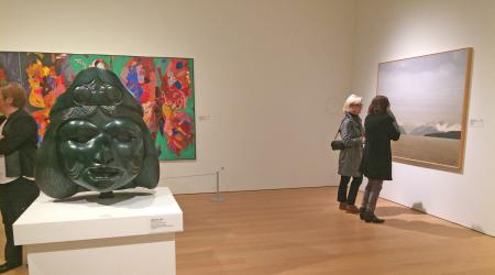 Art Tour: Audain Art Museum and Whistler Galleries