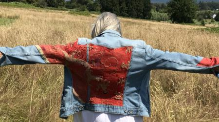 Mending Workshop: Loving Your Denim with Sashiko & Embroidery